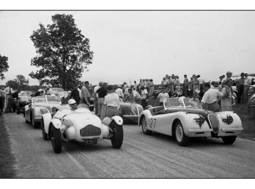 1950 grille de départ course novice plus de 1500cc