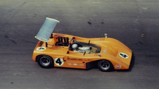 McLaren M8B CanAm